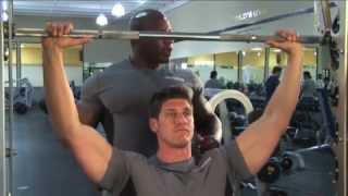 Workout Shoulders & Traps