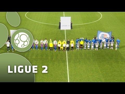 SM Caen – AC Arles Avignon (1-0) – 14/02/14 – (SMC-ACA) – Résumé