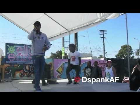 Performances from the Jerkin in 3D event 8/21/10