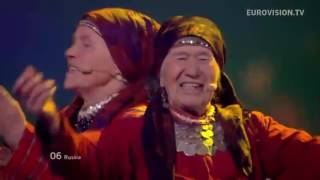 Seven most bizarre moments in Eurovision history
