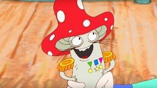 Так не бывает - Хоровод грибов  - обучающий мультфильм для детей