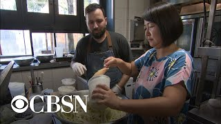 Brooklyn restaurant combines Jewish and Japanese cuisines