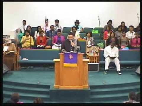 God's House of Prayer Auburn Church Message