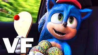 SONIC Bande Annonce VF (Film, 2020)