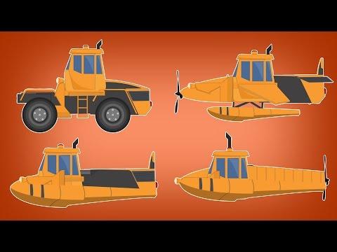 Transformer | Float Plane | Ship | Submarine letöltés