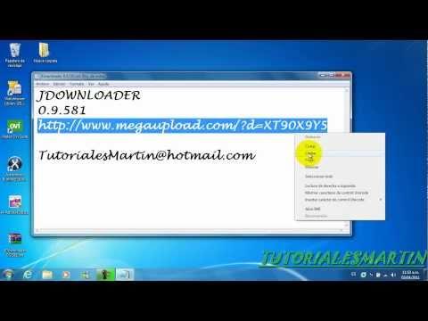 Tutorial Como descargar JDownloader 0.9.581 y configurarlo para cambiar ip en Thomson y Huawei