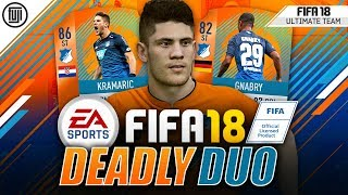 THE CHEAP DEADLY DUO!?!? - FIFA 18 Ultimate Team