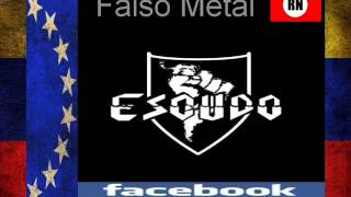 Escudo Falso Metal Venezuela