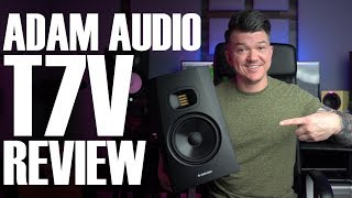 Best Budget Studio Monitors | ADAM Audio T7V Review & Honest Opinion