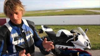 BMW S1000RR vs. Kawasaki ZX-10R Track Ride