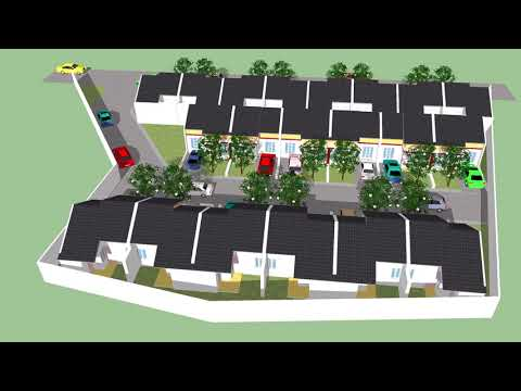 Site Plan Rumah Tinggal