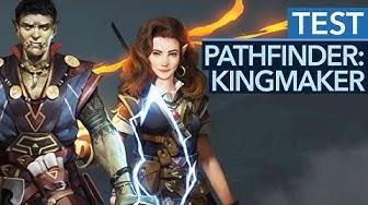 Rollenspiel-Epos für Fans von Baldur's Gate - Pathfinder: Kingmaker im Test / Review