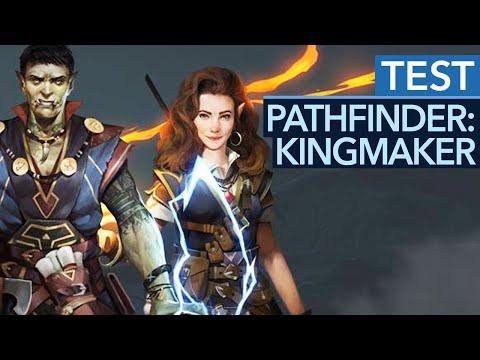 Pathfinder: Kingmaker im Test / Review - Rollenspiel-Epos für Fans von Baldur's Gate