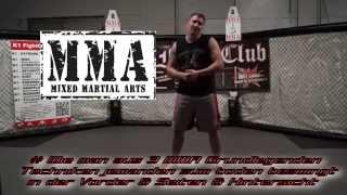 3# MMA Techniken wie man jemanden im Stand zu Boden bringt ohne jegliche Kraft zu verschwenden