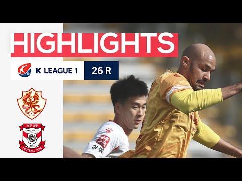 Gwangju FC Sangju Sangmu Goals And Highlights