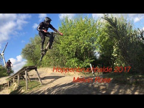 Halde Hoppenbruch Herten 2017 | ** All Lines ** | Melvin Rose #1