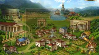 Cradle of Rome iPad city.wmv