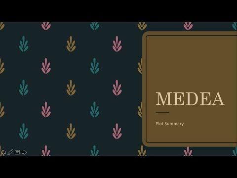 Euripides' Medea - Plot Summary