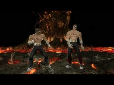 Mortal Kombat 9: Fatality Demonstration HD