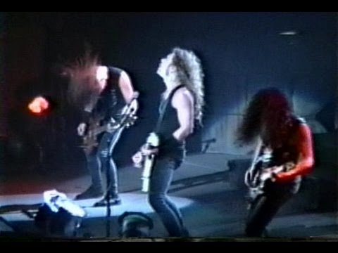 Metallica - Hartford, CT, USA [1989.03.17] Full Concert