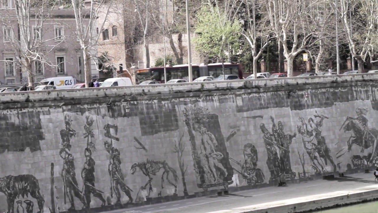 Triumphs and Laments - La storia di Roma si affaccia sul Tevere