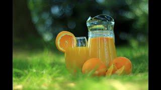 видео Сок из замороженных апельсинов