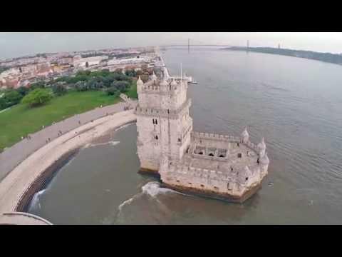 """Lisboa """"Imagens Drone"""""""