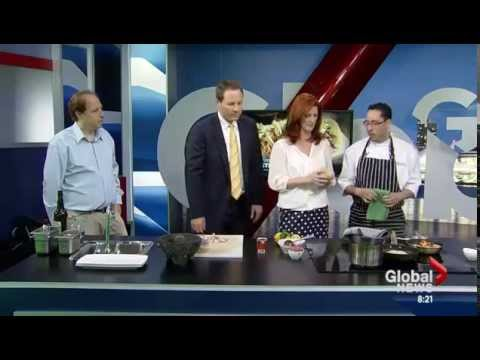 Saturday Chefs Taco Challenge Global Morning News with Chef Danilo Ibarra