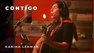 Contigo - Behind the scenes - Karina Lehman