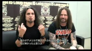 "Talking about ""THUNDER IN THE EAST"" album. Message from ・Jeff Loom..."