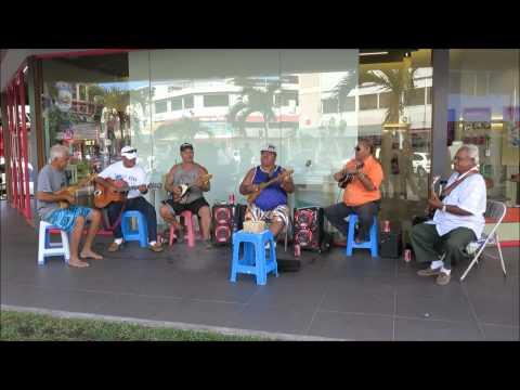 Musique yukulele Papeete