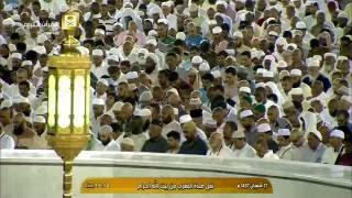 صلاة المغرب الثلاثاء 17 -8- 1437  : الشيخ بندر بليلة