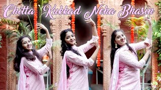 Chitta Kukkad Neha Bhasin Wedding Choreography Khyati Jajoo