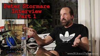 Peter Stormare Interview Part1 on www.HikariTakano.co