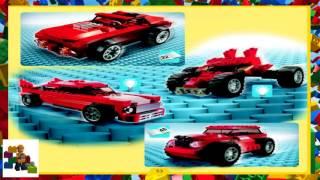 Lego Designer Set Gear Grinders 4883
