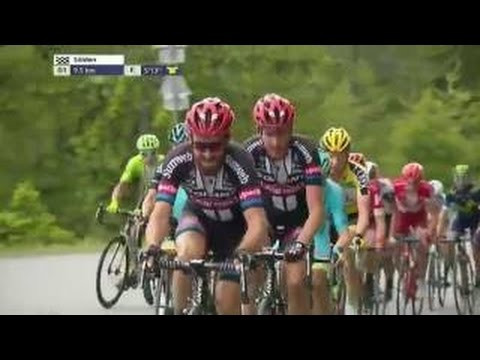 Tour de Suisse 2015 HD Stage 7 FINAL KILOMETERS