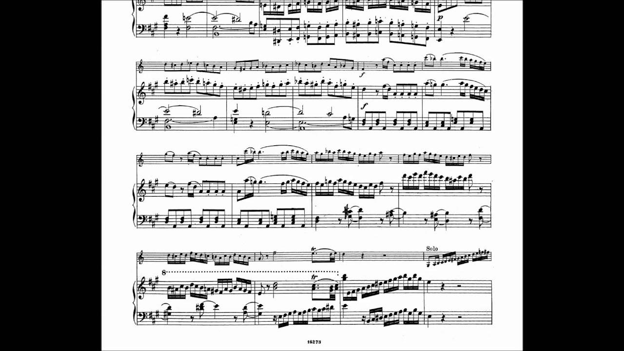 Wolfgang Amadeus Mozart - Violin Sonatas KV 26-31 - Variations KV 359 & 360