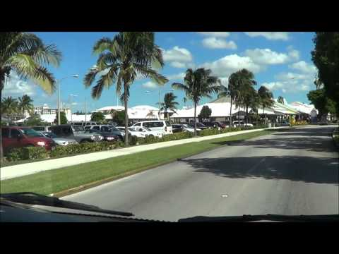 TOUR OF FREEPORT BAHAMAS