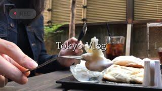 【일본 브이로그 |  도쿄 직장인 주말】  하라주쿠(原…
