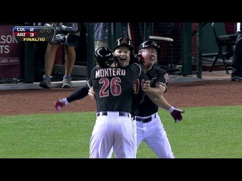 COL@ARI: Ross' walk-off sac fly wins it for D-backs
