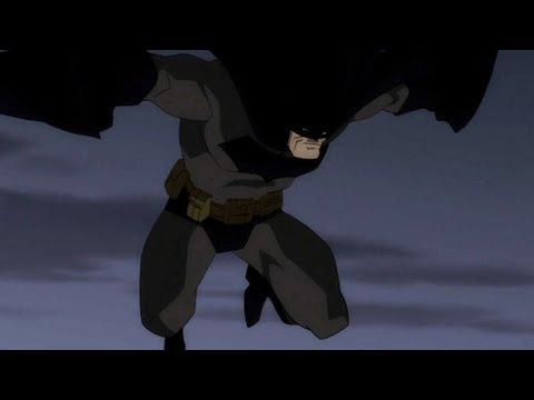 The Dark Knight Returns: Part 2 Clip - Find The Nerve