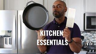 10 Essentials Every Men Needs In His Kitchen