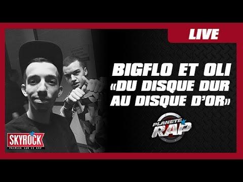 """Bigflo et Oli """"Du disque dur au disque d'or"""" #PlanèteRap"""