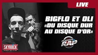"""BigFlo et Oli """"Du disque dur au disque d"""
