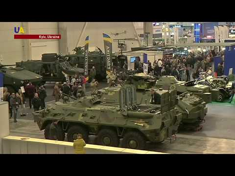 Driven to Protect Against Russian Aggression, Ukraine's Defence Sector Flourishes