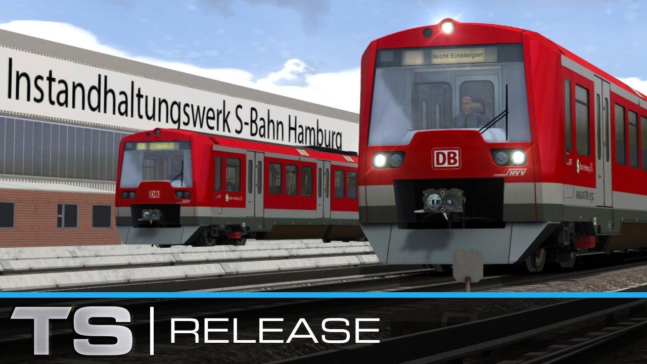 U Bahn Simulator Hamburg