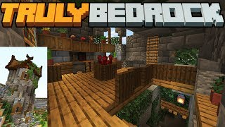 ALCHEMY ROOM DETAILS & MORE! - Truly Bedrock - S1 E7 - Minecraft SMP [1.11]