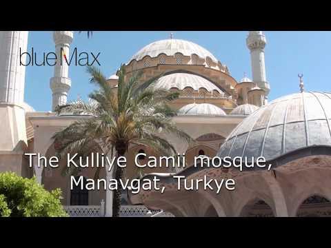 The Kulliye Camii mosque, Manavgat, Turkye travel guide bluemaxbg.com