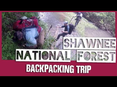 Shawnee National Forest // Backpacking Adventure