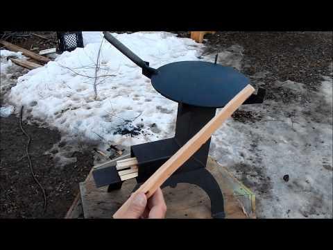 Solving a Common Rocket Stove Problem